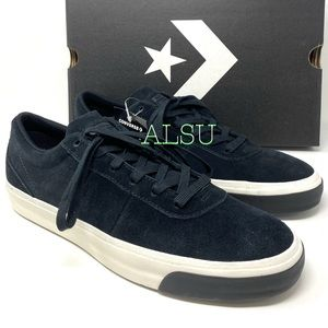 Converse One Star Suede Low Black  Men Sneakers
